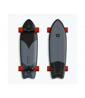 Hydroponic Surfskate Black Shadow