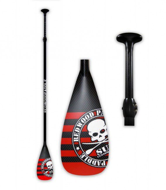 Remo SUP Player Ajustable Red
