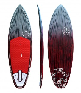 Source Pro 8′6 Carbon Brushed