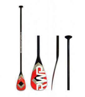 Remo SUP Player Black Red