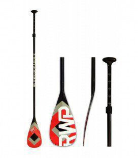 Remo SUP Player Ajustable Black Red