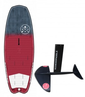 Pack Minimal Foil 8'6 Full Carbon