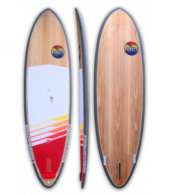 Phenix Pro 9′1 Carbon Wood