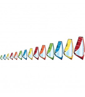 Aparejo Windsurf Pulse Side On