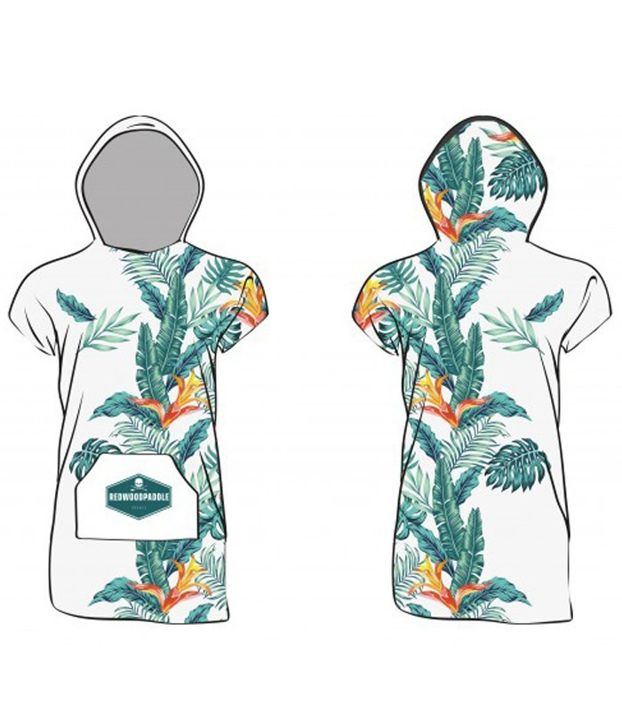 Poncho Tropical