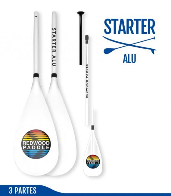 Starter Ajustable 3 Partes Alu