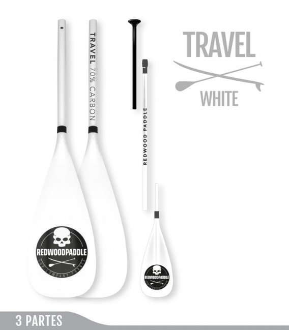 Travel Ajustable 3 Partes White
