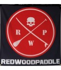 Bandera Redwoodpaddle Cuadrada