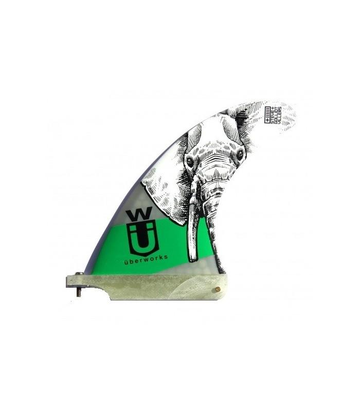 Aleta SUP US Box 165 Green