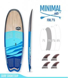 Minimal Foil Pro 7′6 Wood Carbon