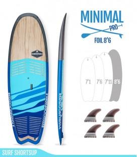 Minimal Foil Pro 8′6 Wood Carbon