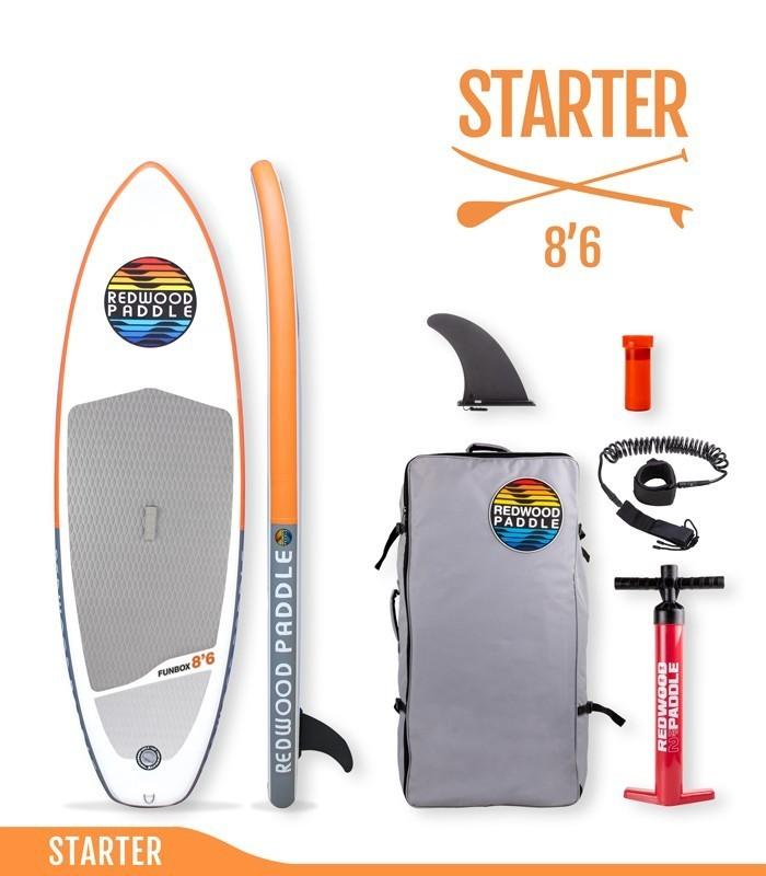 Funbox Starter 8′6