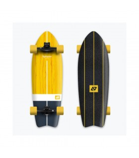 Hydroponic Surfskate Vintage Yellow